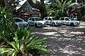Renault Clio IIs, Hotel Kou-Bugny, Isle of Pines, New Caledonia, 2007.JPG