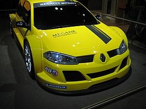 Eurocup Mégane Trophy - Renault Mégane Trophy (Brussel 2006)