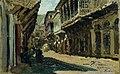 Repin. Street in Tiflis. 1881.jpg
