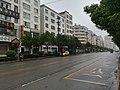 Residential buildings alongside Dujuan West Road, Panzhou, Guizhou, China1.jpg