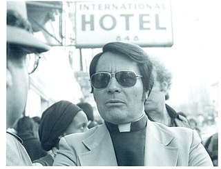 Jim Jones American founder and the leader of the Peoples Temple