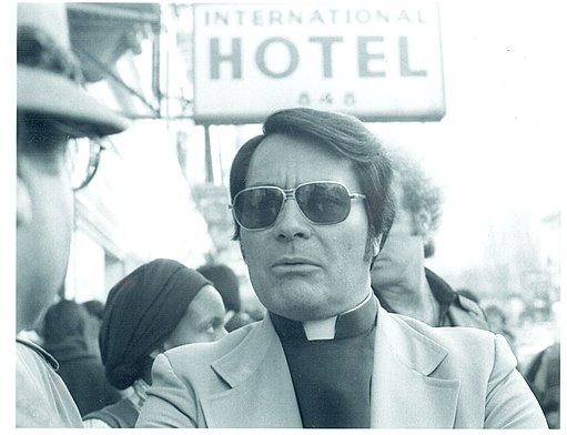 Rev. Jim Jones, 1977