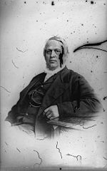 Revd William Roberts (Nefydd, 1813-72)