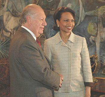 lagos presidente de chile: