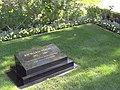 Richard Nixon's Grave - Richard M. Nixon Presidential Library & Birthplace - Yorba Linda, CA - USA (6773607934).jpg