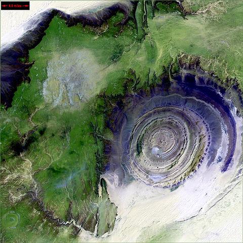 Oko Sahary - unikátne turistické atrakcie
