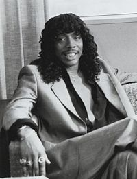 Rick James in Lifestyles of the Rich 1984.JPG