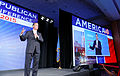 Rick Santorum at Southern Republican Leadership Conference, Oklahoma City, OK May 2015 by Michael Vadon 09.jpg