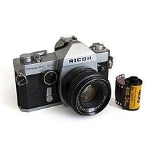 ricoh ricoh singlex tls slr camera