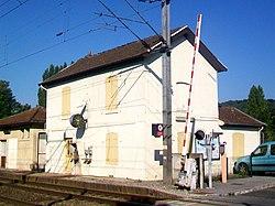 Gare de Rieux - Angicourt