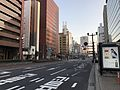 Rijo-dori Street near Fukuromachi Station.jpg