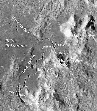 贝拉陨石坑
