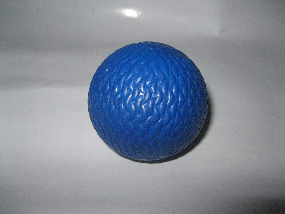 Rink bandy ball