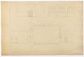 Ritning på Landesmuseum Zürich, Hallwylrummet - Hallwylska museet - 102263.tif