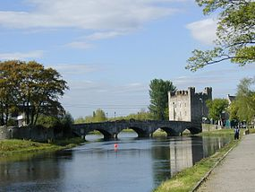 River Barrow and WhitesCastle Athy.JPG