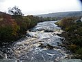 River Helmsdale from road bridge at Kildonan railway station - geograph.org.uk - 1556298.jpg