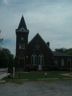 Riverton Historic District (Front Royal, Virginia)