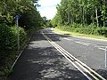 Road adjacent to UWE and the Stoke Park Estate - geograph.org.uk - 1438197.jpg