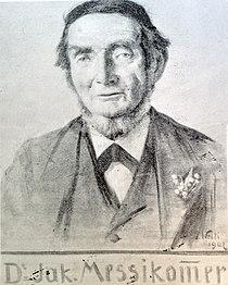 Robenhauser Riet - Jakob Messikommer - Dr. Jak. Missikomer, Portrait 1902 von J. Welti 2011-09-02 15-07-28.jpg