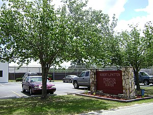 Probation - Robert L. Patten Probation Detention Center in Lakeland, Georgia