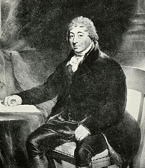 Sir Robert Wigram, 1st Baronet - Image: Robert Wigram 1744 1830