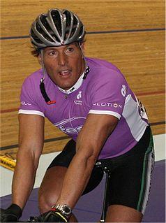 Roberto Chiappa Italian track cyclist