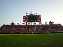 What Is A Lease >> Robertson Stadium - Wikipedia