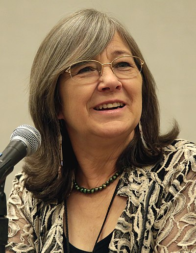 Picture of an author: Robin Hobb
