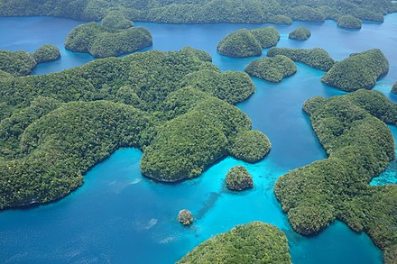 Aerial view of Rock Islands. Rock-Islands-Palau-1-2016-aerial-view-Luka-Peternel.jpg