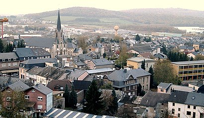 How to get to Rodange with public transit - About the place