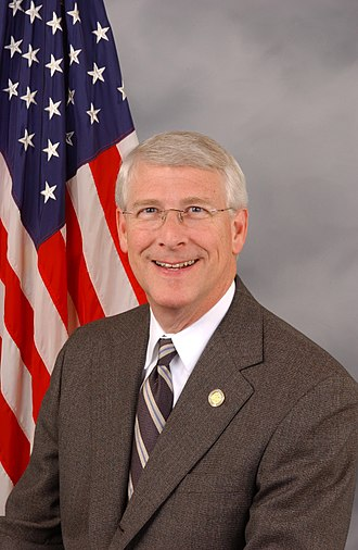 Roger Wicker - Official photo as U.S. Representative