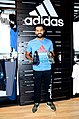 Rohit Sharma unveils new Adidas collection in November 2016 pic 2.jpg