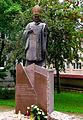 Rokitno, pomnik Jana Pawła II.JPG