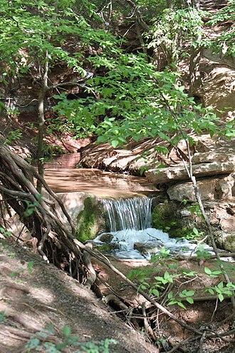 Blaine County, Oklahoma - Roman Nose State Park