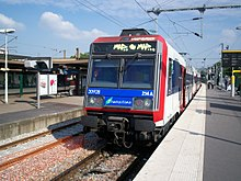 Rer gare de lyon argenteuil - Gare montparnasse porte maillot ...