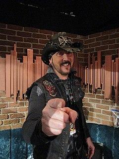 Ron Keel American musician