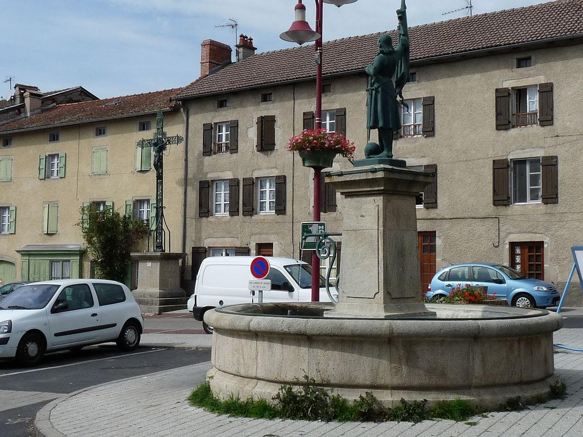 Rosieres Haute Loire Hotel Restaurant Pour Personne A Mobilite Reduite