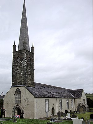 Rosscarbery - Rosscarbery Cathedral