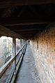 Rothenburg ob der Tauber, Stadtmauer, Wehrgang, Sterngasse, 001.jpg