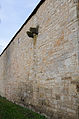 Rothenburg ob der Tauber, Stadtmauer, unmittelbar südlich Faulturm, 001.jpg
