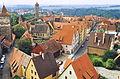 Rothenburg ob der Tauber (Blick von der Stadtmauer, 26.09.1990) 04.jpg