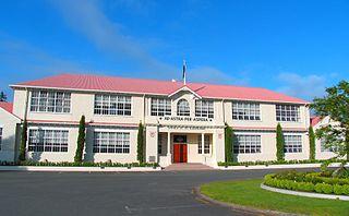 Rotorua Boys High School State single-sex secondary, years 9–13 school in Rotorua, New Zealand