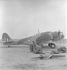 Royal Air Force- Operations in the Middle East and North Africa, 1939-1943. CBM2082.jpg
