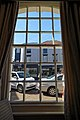 Royal Albion Hotel, Broadstairs, Kent - Albion Street through window 1.jpg
