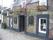 Royal Oak Pub, Fishguard, Wales, UK