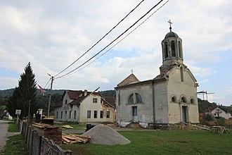Rudice - Ruins of Rudice Church