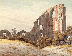 The Ruins of Eldena
