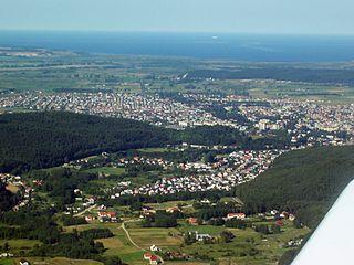 Rumia Place in Pomeranian Voivodeship, Poland