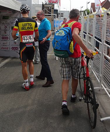 Rumillies (Tournai) - Tour de Wallonie, étape 1, 26 juillet 2014, arrivée (B06).JPG