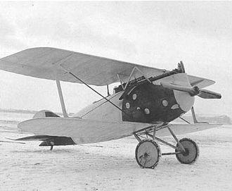 Rumpler D.I - Rumpler 7D 7 (1918), predecessor of the D.I